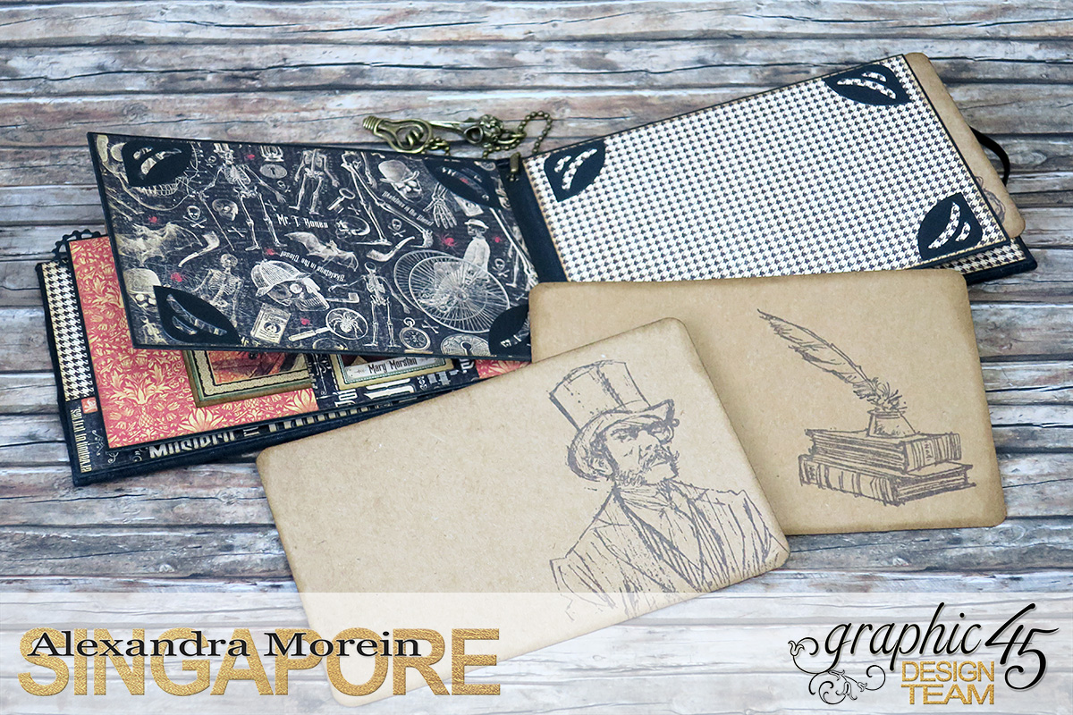 Master Detective Box and Albums, Project by Alexandra Morein, Product by Graphic 45, Photo 18.jpg