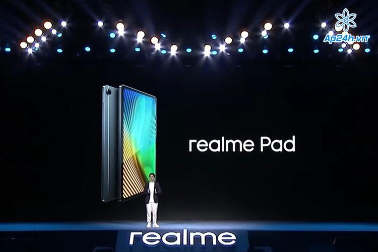 Sự kiện ra mắt sản phẩm mới của Realme
