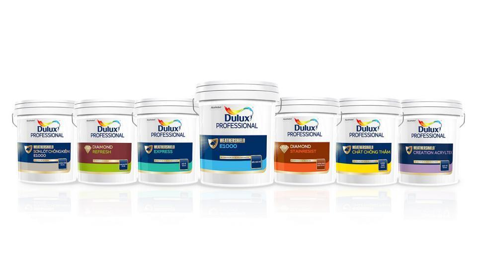 Kết quả hình ảnh cho nhà phân phối sơn Dulux thu hút được nhiều khách hàng?