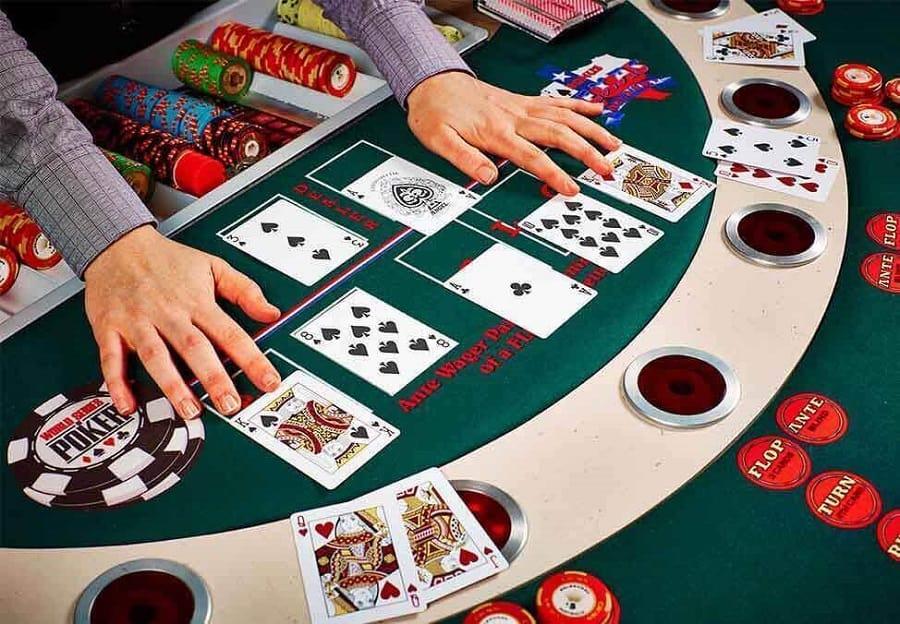 cf68 poker texas