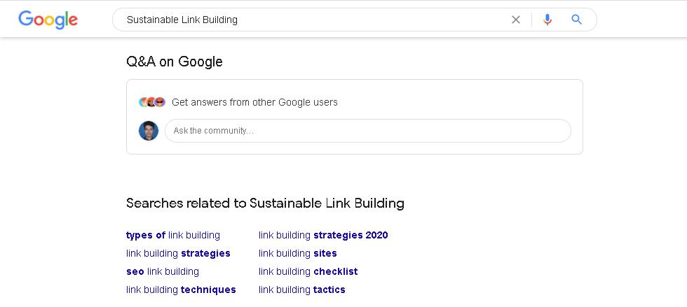 Google Search SEO checklist for content writers