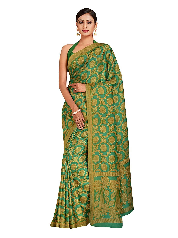 Banarasi Style Chiffon Saree