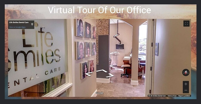 Virtual Tour of Dentist's Office