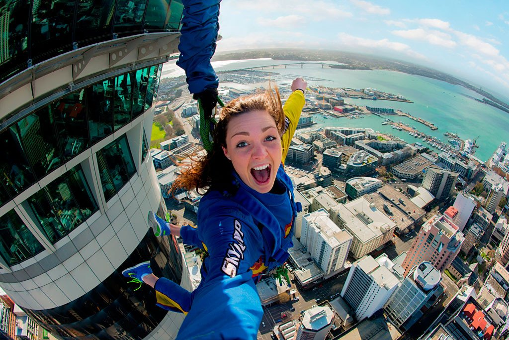 Auckland SkyJump