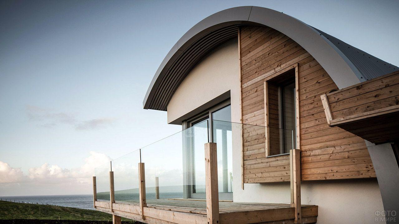 виды крыш частных домов их формы