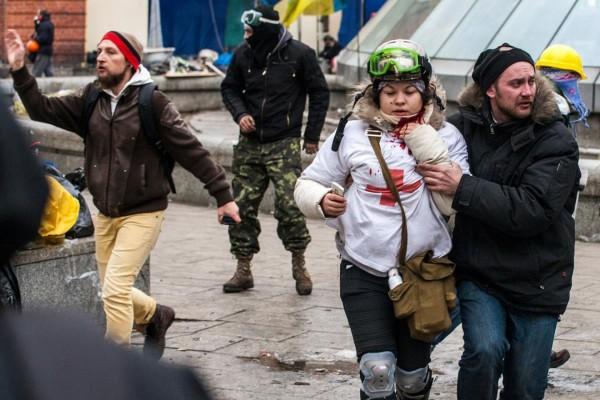 Олеся Жуковська. Фото з сайту texty.org.ua