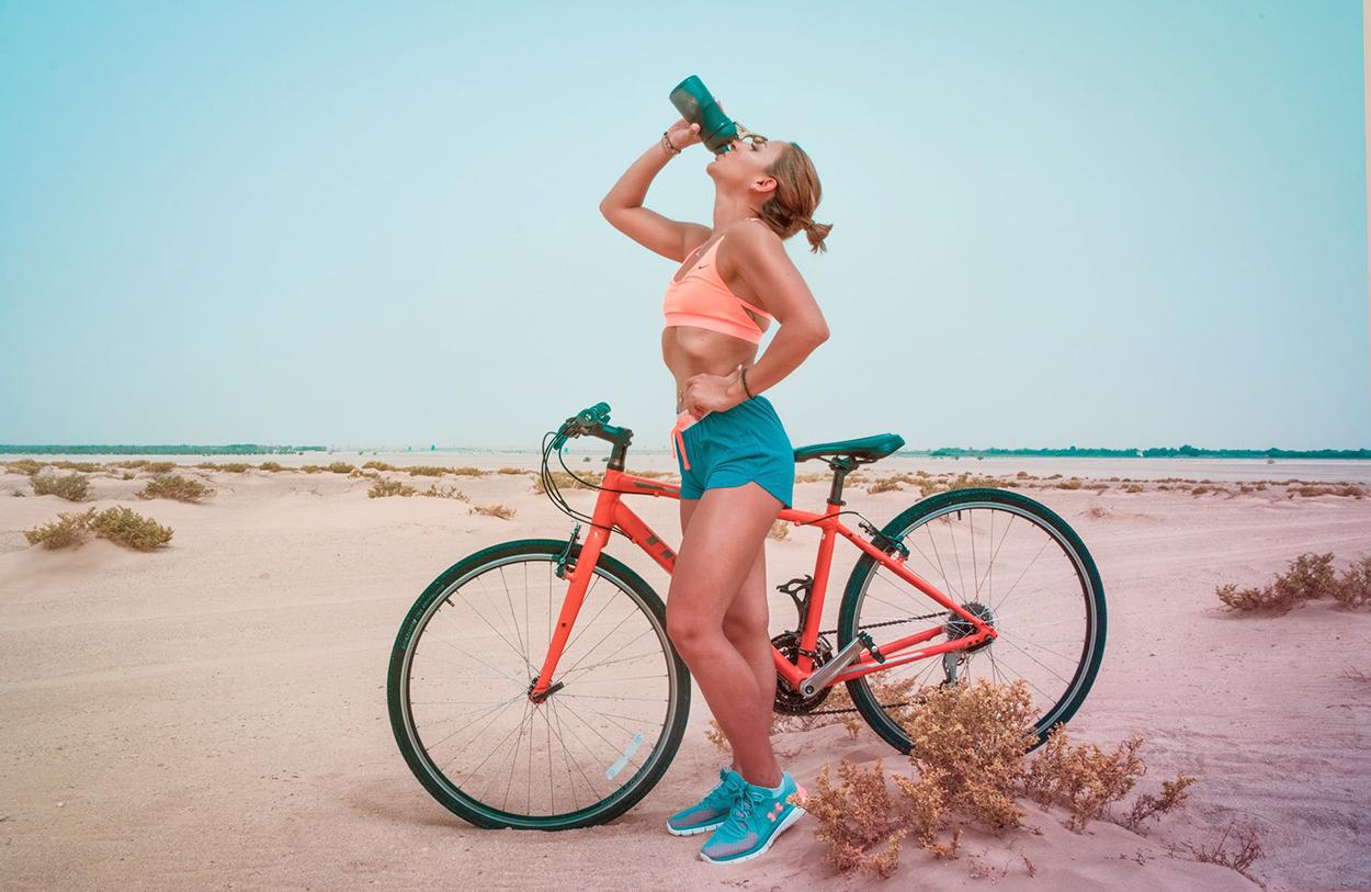 Tốt hơn hết là bạn nên biết mục đích của việc đạp xe.