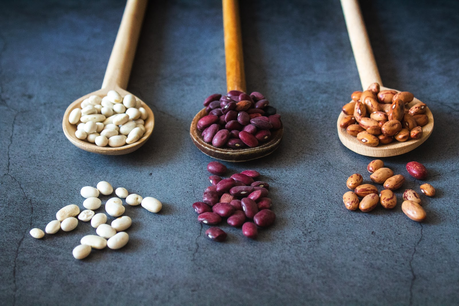 Legumes are rich in resistant starch which ferment to butyrate.