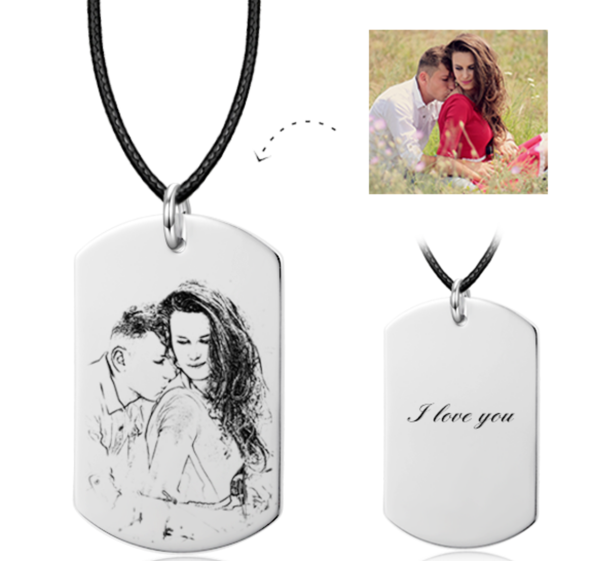 Personalized Engraved Jewelry | YAFEINI