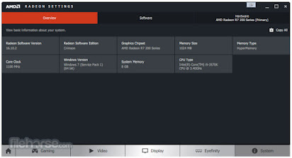 Amd radeon drivers for windows 7 64 bit