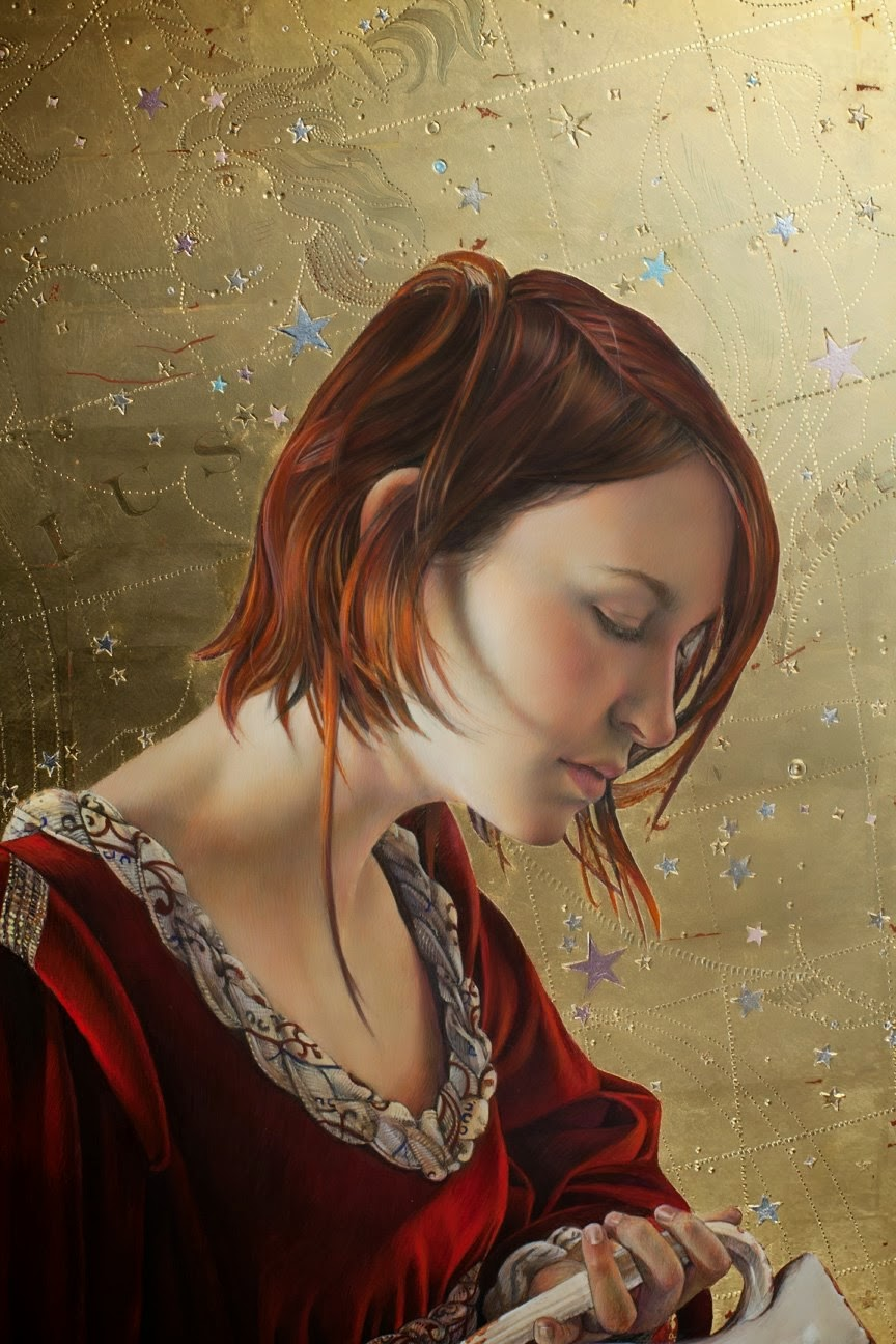 Por Amor Al Arte Hermosas Pinturas Al Temple De Fred Wessel