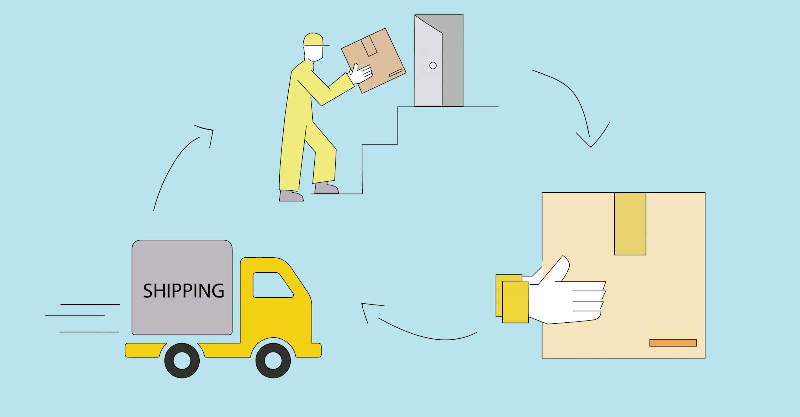 Mẹo tiết kiệm chi phí chuyển phát nhanh cho shop bán hàng online