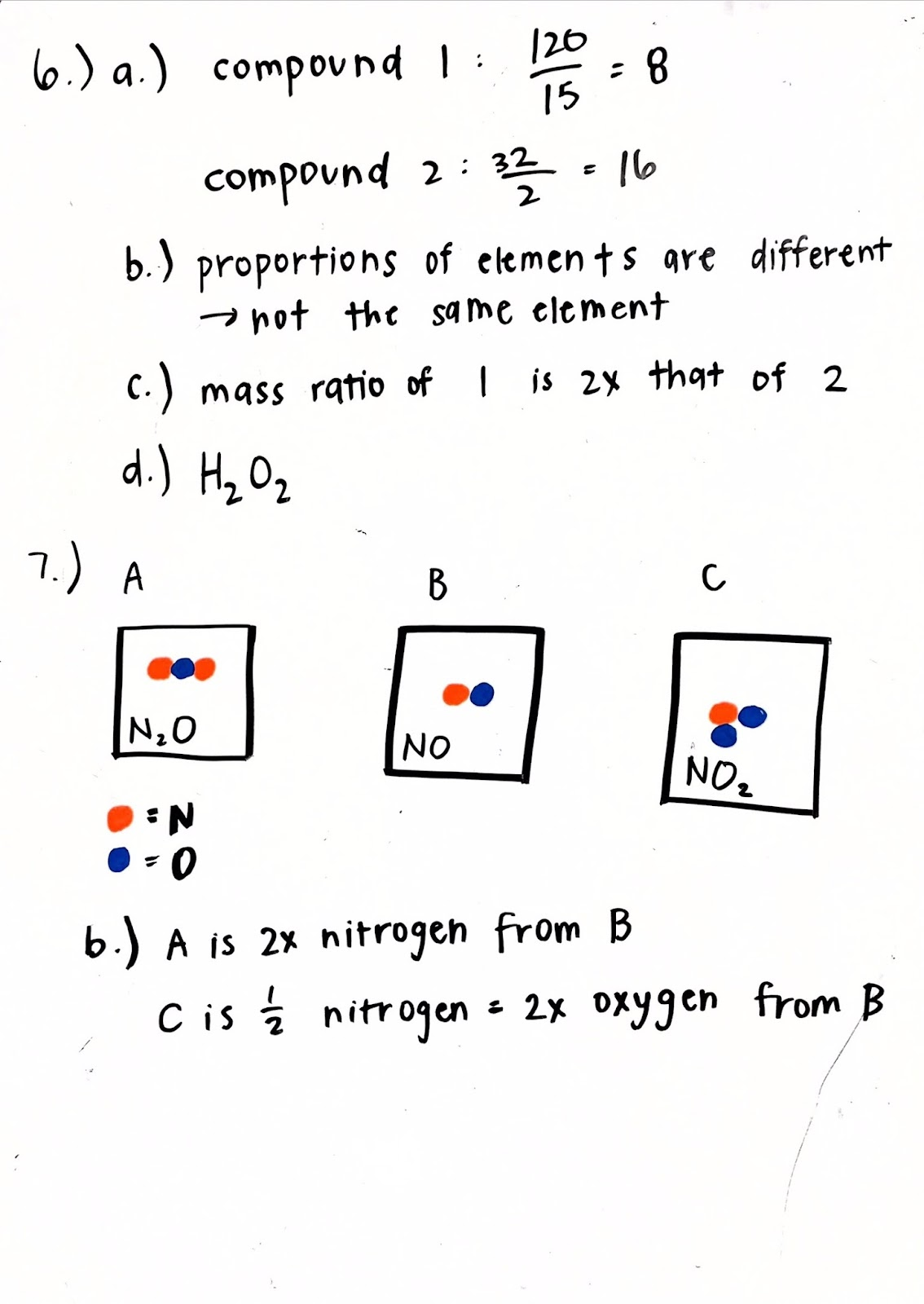 math worksheet : tang sg chemistry 2 reflections blog : Law Of Definite And Multiple Proportions Worksheet