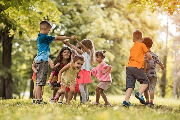 these games for kids help them to externalize their emotions as joys, sadness, frustrations, etc.