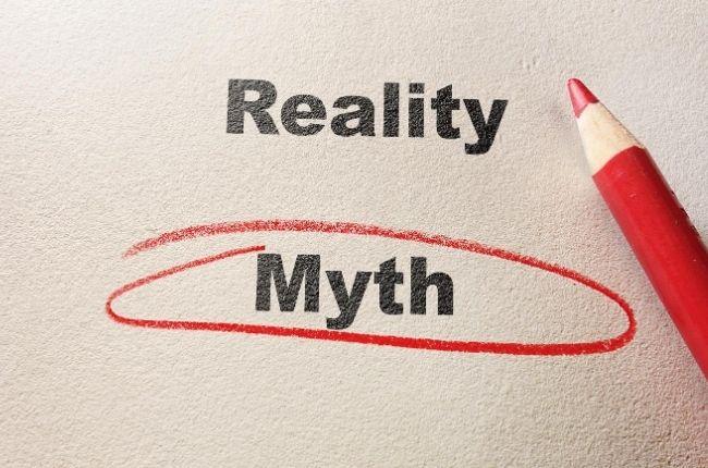 reality vs myth