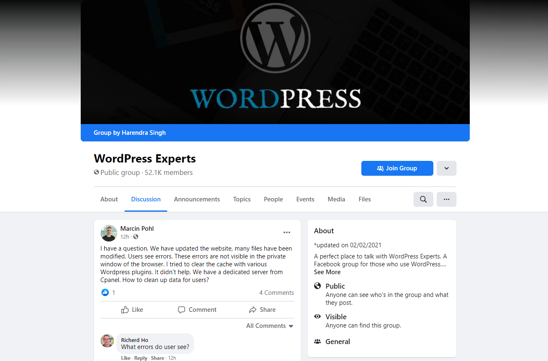 wordpress experts