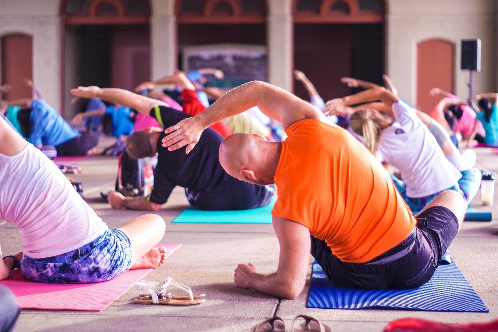 Practice Yoga with OrthoCarolina