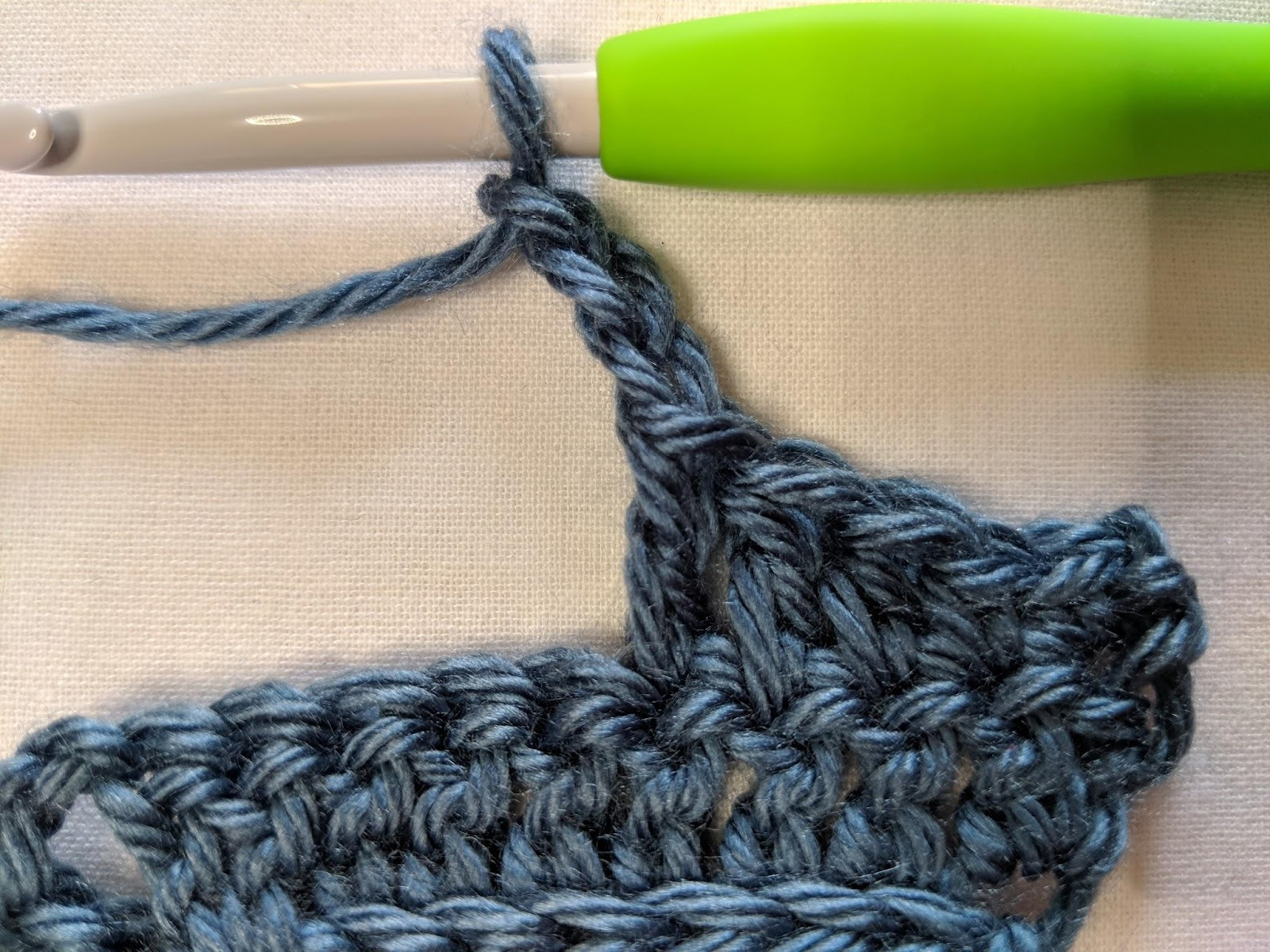 Bead Picot Stitch Tutorial