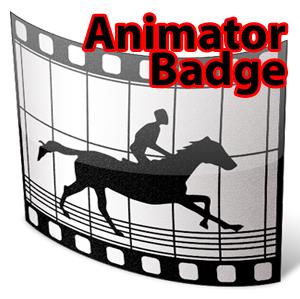 Animator Badge