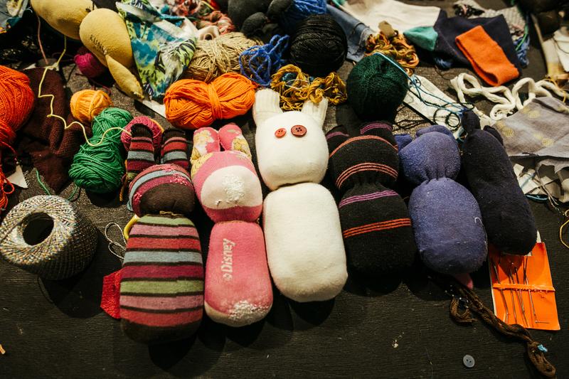 Recicla tu ropa y dale una nueva vida para no seguir contaminando.