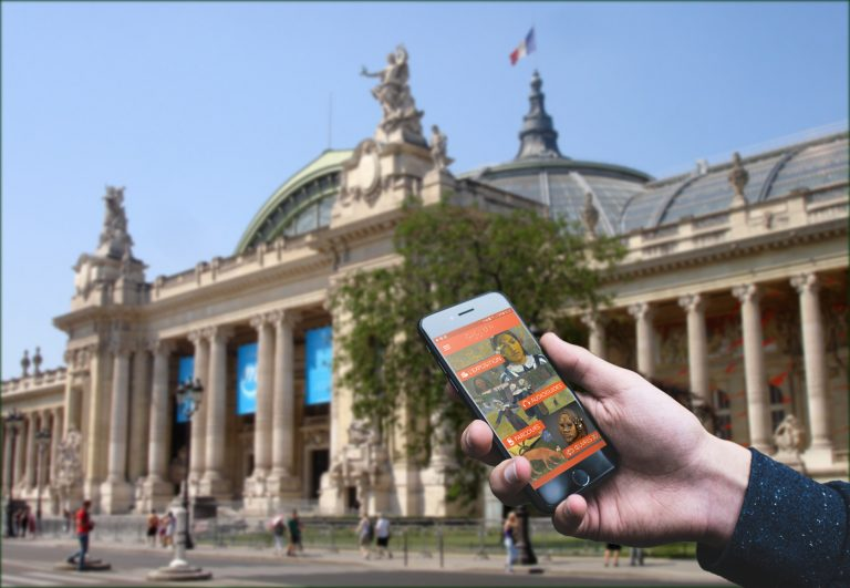 AR apps for museums: RMN