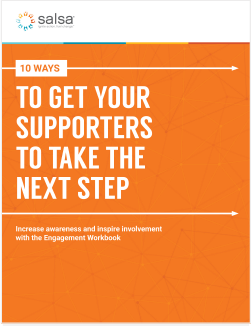10 Ways to Get your Supporters to Take the Next Step