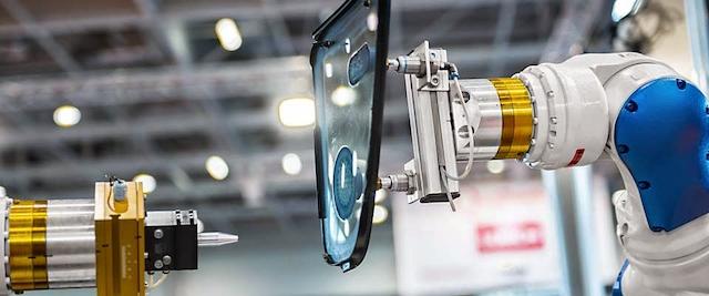 Thiết bị công nghiệp giúp nâng cao chất lượng hàng hóa