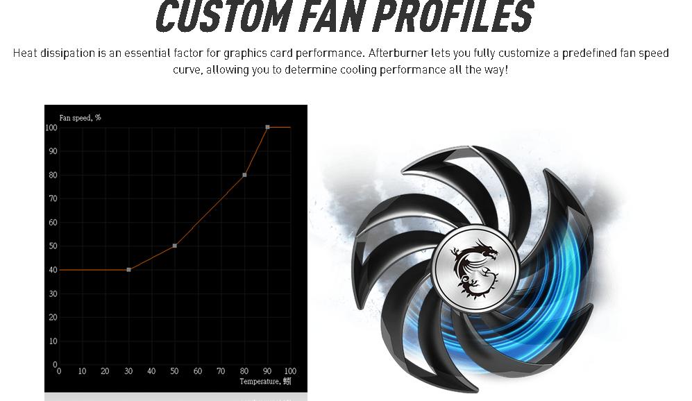 custom fan profiles