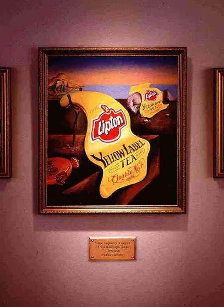 Influence Of Art In Advertising 2