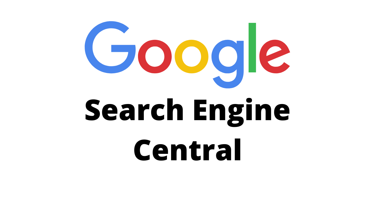 Search engine central is a best blog you should follow as a marketer