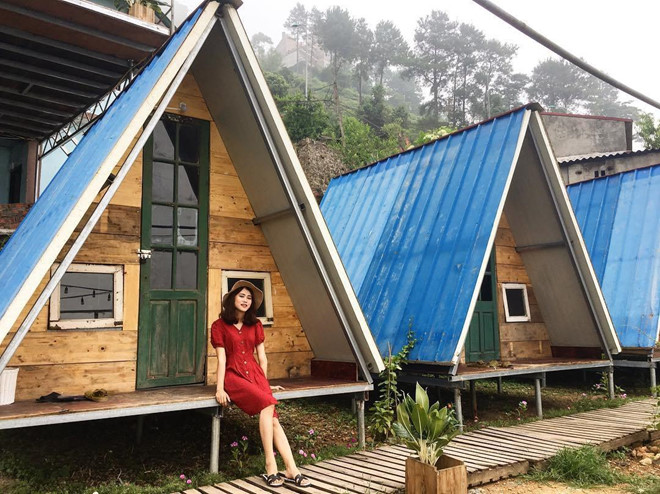 Den Tam Dao, dung bo qua nhung homestay co view 'song ao' cuc chat hinh anh 4