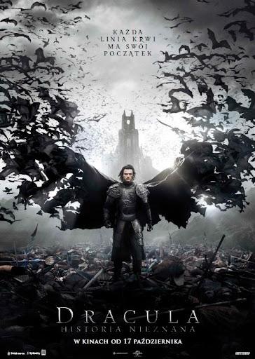 Polski plakat filmu 'Dracula: Historia Nieznana'
