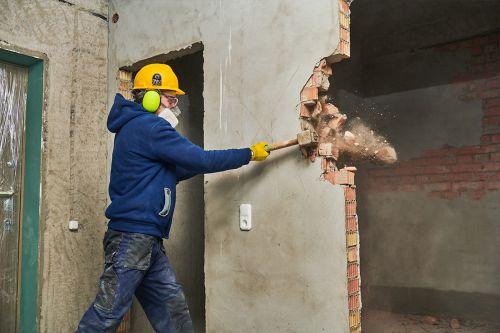 هزینه تخریب ساختمان 2