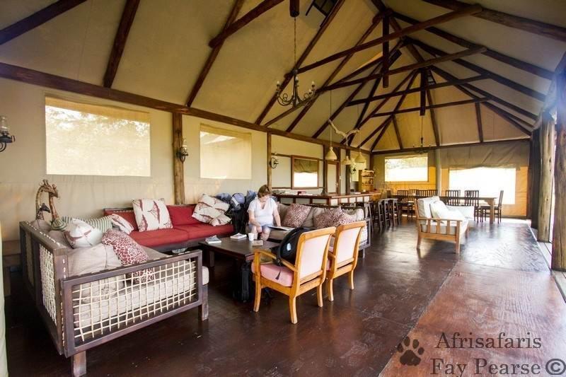 Hwange accommodation