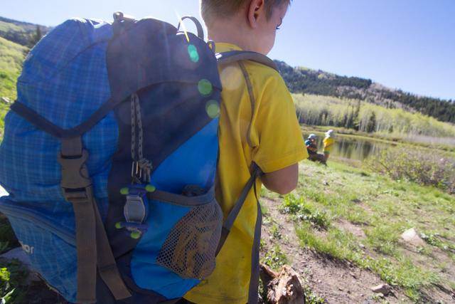 kids backpack review