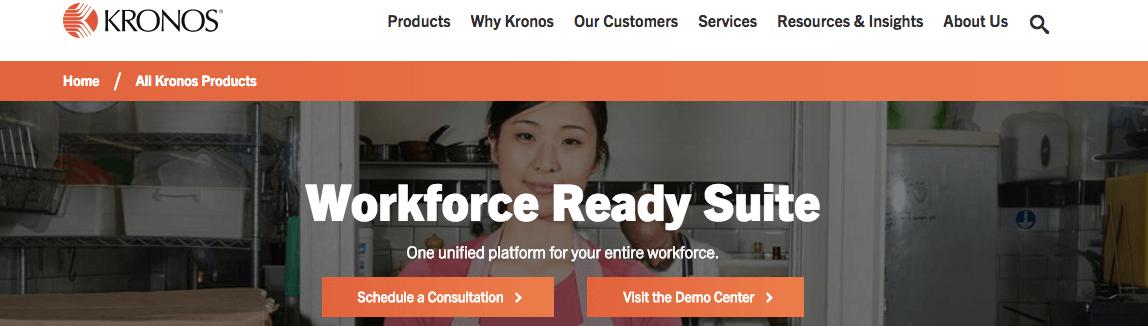 Kronos HR