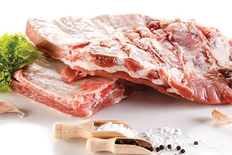 Nhiều người dân lựa chọn sử dụng thịt đông lạnh