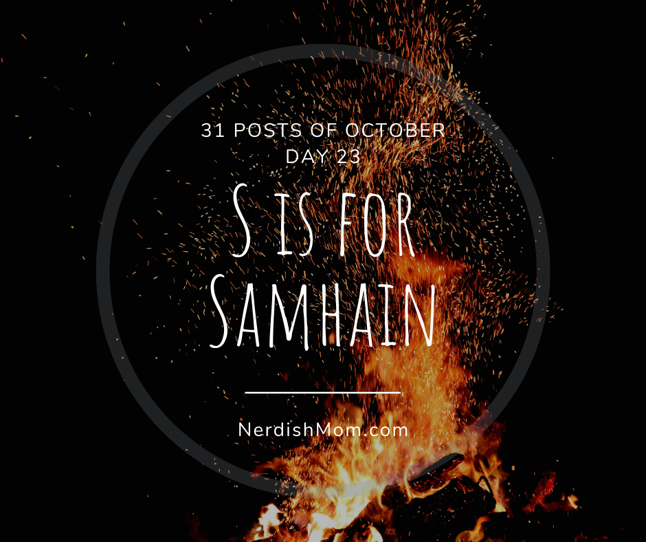 S is for Samhain