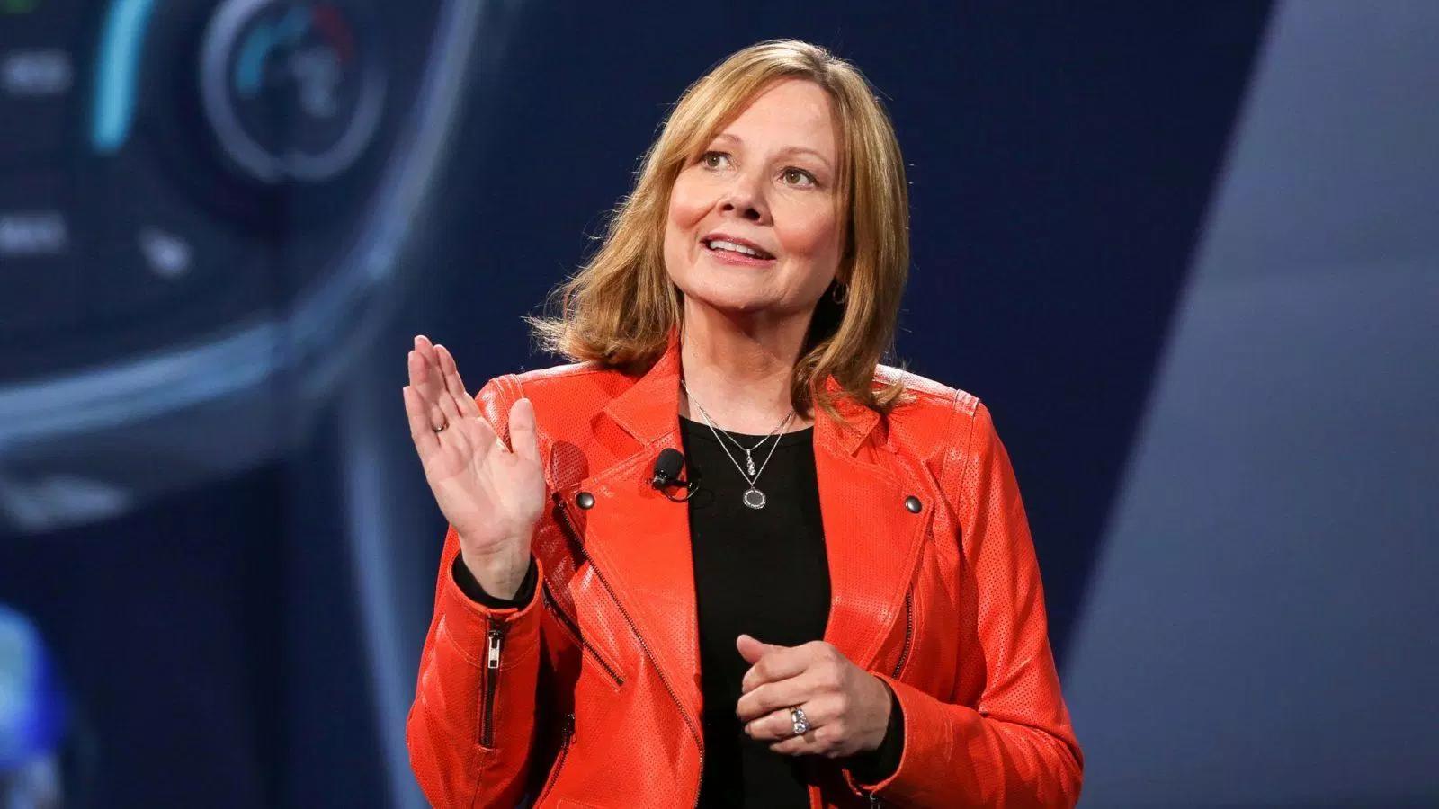 """Mary Barra - CEO Fortune: """"Làm điều bạn muốn bằng tất cả đam mê."""""""