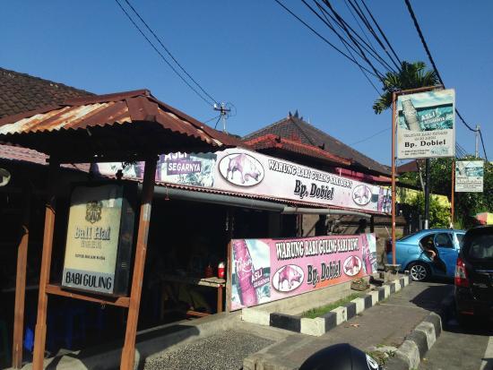 Warung Dobiel Restaurant Nusa Dua