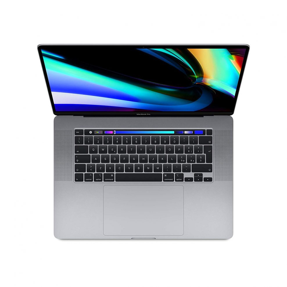 macbook pro 16  portatili per fare grafica