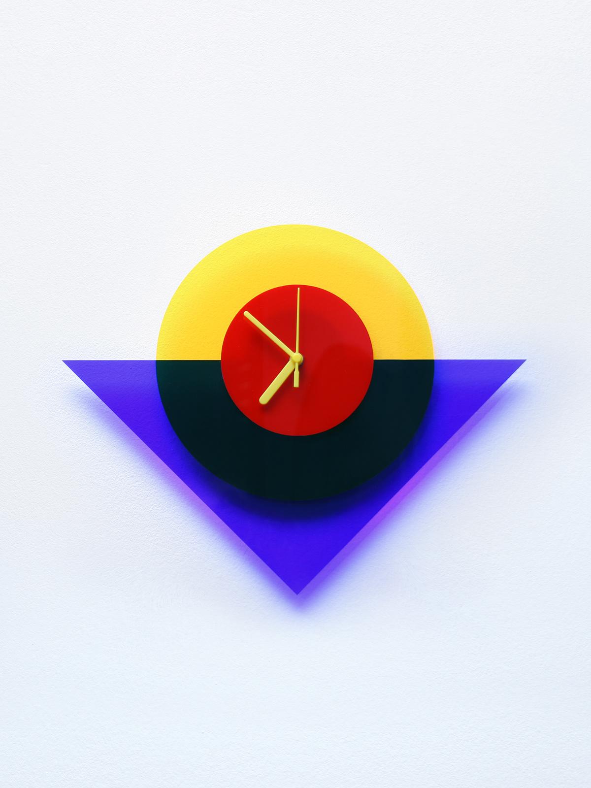 Image may contain: clock and screenshot