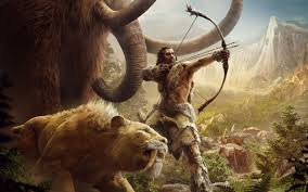 Image result for far cry primal AWESOME saber tooth tiger mammoth