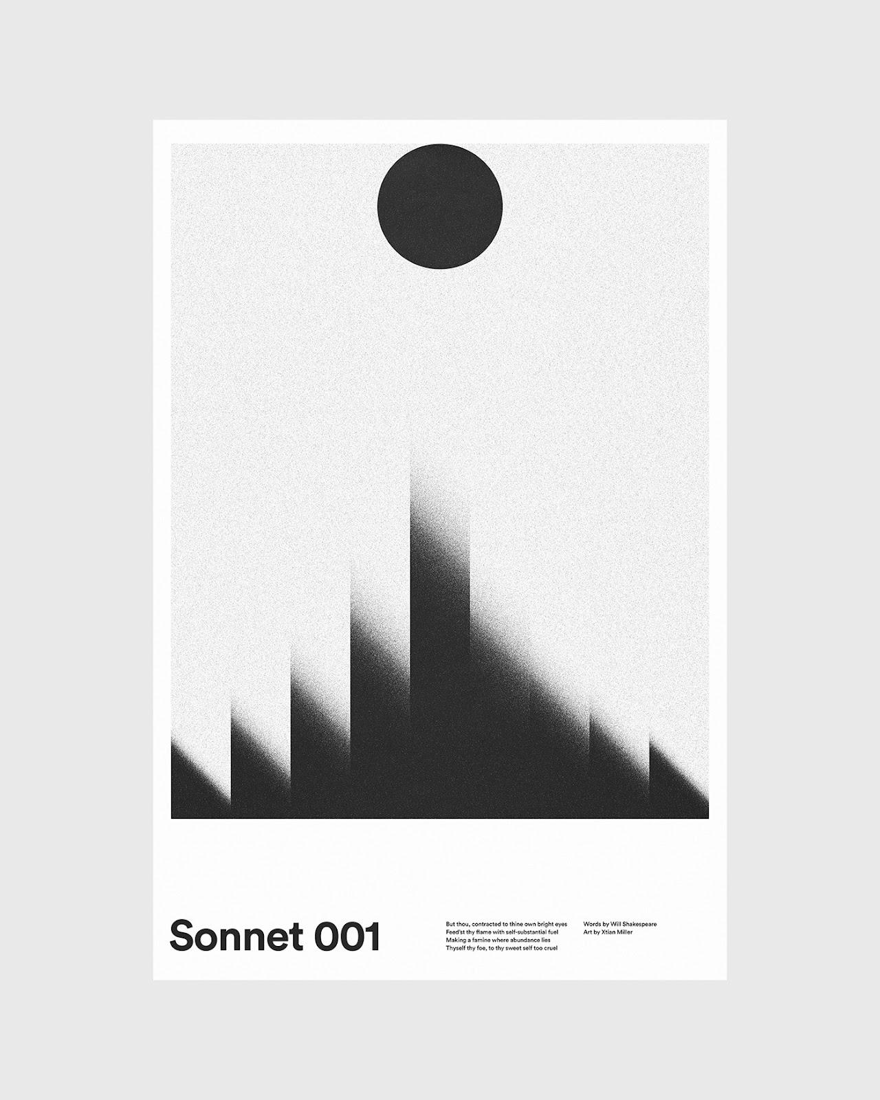 Sonnet 001