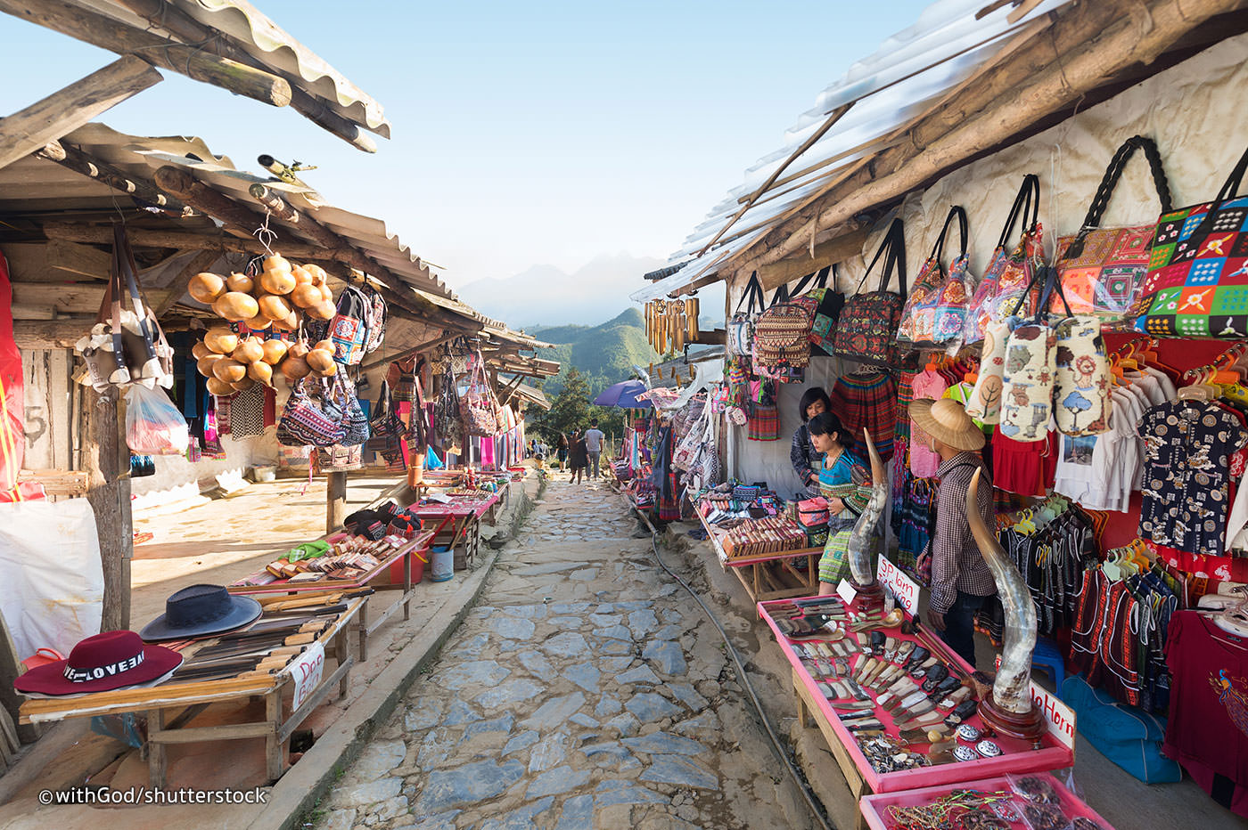 34e3f741fb85c Shopping is one of the best ways to immerse yourself in the local culture  during your holiday, where you can find unique handicrafts, food items, ...