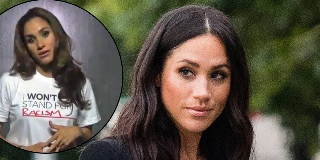 Meghan Markle Reflects on Her Experience With Racism in Resurfaced ...