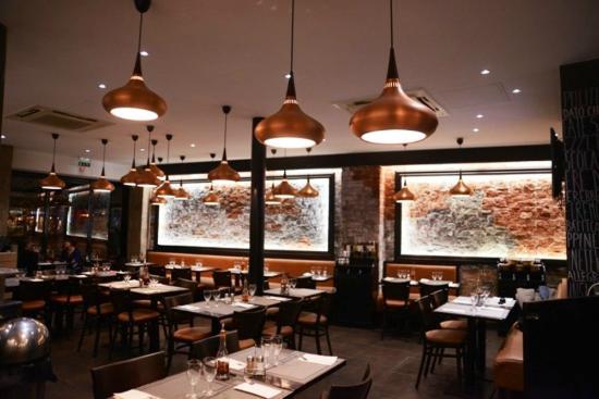 Italian restaurants in new york