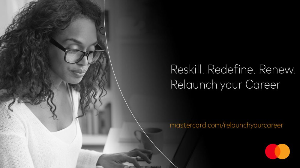 MasterCard Relaunch Your Career