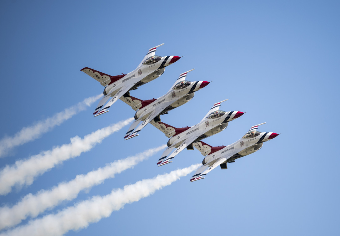 Air-Show-Thunderbirds-Performance-Pittsburgh
