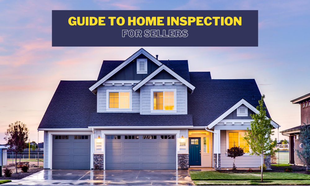 Guide to home inspection - new white house